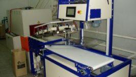 Smyrna Ekspres Tam Otomatik L Kesim Makinesi (Ajanda paketleme)